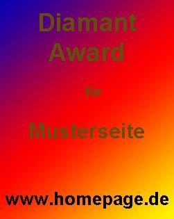Muster Fake-Award